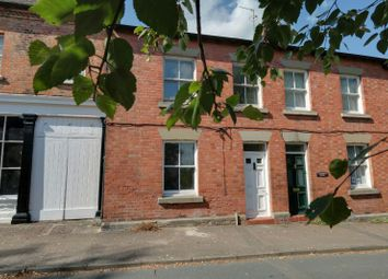 Thumbnail 3 bed terraced house for sale in High Street, Newnham