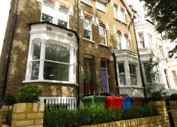 Thumbnail 4 bed flat to rent in Hemstal Road, West Hampstead