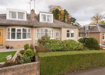Thumbnail 4 bed semi-detached bungalow for sale in 10 Belmont Gardens, Edinburgh