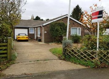 Thumbnail 3 bed bungalow for sale in Main Street, Horsington, Woodhall Spa, Lincolnshire