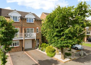 Thumbnail 2 bed town house for sale in Bradbridge Green, Singleton, Ashford, Kent