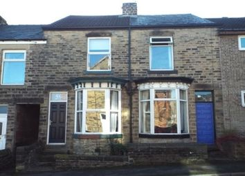Thumbnail 3 bed terraced house to rent in St Thomas Road, Crookes, Sheffield