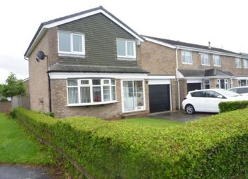 Thumbnail 3 bed detached house for sale in Denham Drive, Seaton Delaval, Whitley Bay