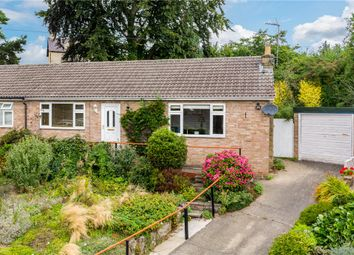 Thumbnail 2 bed semi-detached bungalow for sale in Lark Hill Close, Ripon, North Yorkshire