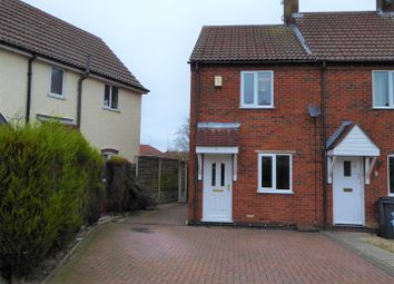 Thumbnail 2 bed end terrace house for sale in Finch Close, Woodville