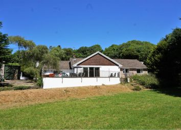Thumbnail 5 bed detached bungalow for sale in Castlefield, Narberth