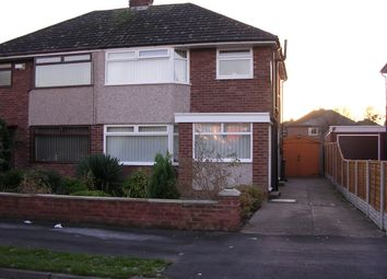 Thumbnail 3 bed semi-detached house to rent in Thirlmere Road, Ellesmere Port