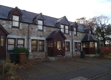 Thumbnail 2 bed flat to rent in Springfield Gardens, Elgin