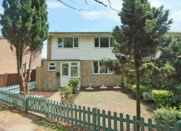 Thumbnail 3 bed end terrace house for sale in Collins Close, Charlton