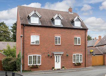 Thumbnail 5 bed detached house for sale in Shoveller Drive, Apley, Telford, Shropshrie