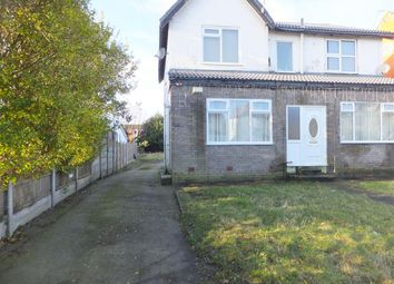 Thumbnail 1 bed flat to rent in Church Road, Huyton, Liverpool