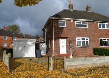Thumbnail 3 bedroom semi-detached house for sale in Loomer Road, Chesterton, Newcastle