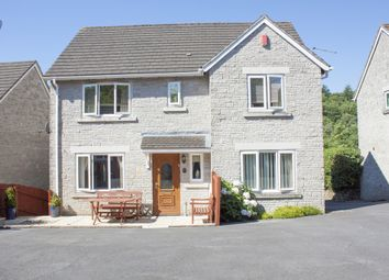 Thumbnail 5 bedroom detached house for sale in William Evans Close, Tamerton Foliot, Plymouth