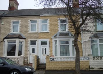 Thumbnail 3 bed property for sale in Pyke Street, Barry