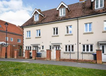 Thumbnail 3 bed terraced house for sale in Shears Drive, Amesbury, Salisbury