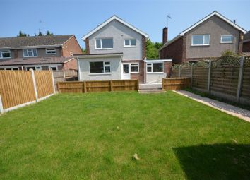 Thumbnail 4 bedroom detached house for sale in Lythe Close, Silverdale, Nottingham