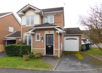 Thumbnail 3 bed link-detached house to rent in Sheppard Close, Waterlooville