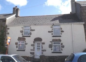 Thumbnail 3 bed cottage to rent in Southgate Street, Redruth