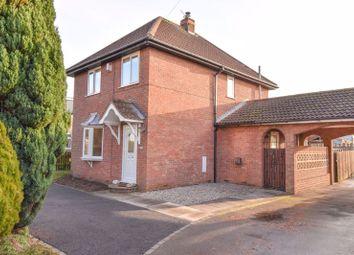 Thumbnail 3 bed detached house for sale in Scarborough Road, Rillington, Malton