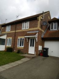 Thumbnail 3 bed semi-detached house to rent in Aster Road, Kettering, Northamptonshire