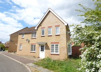 Thumbnail 2 bed semi-detached house to rent in Hakewill Way, Colchester