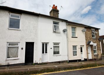 Thumbnail 2 bed terraced house for sale in Shrubland Road, Colchester