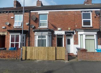 Thumbnail 2 bedroom terraced house for sale in Ryde Street, Kingston Upon Hull
