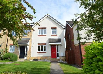 Thumbnail 3 bedroom end terrace house for sale in Cox's Close, Haverhill