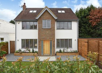 Thumbnail 4 bedroom detached house for sale in Woodwaye, Watford