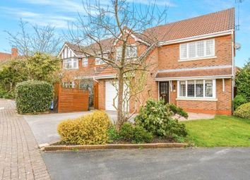 Thumbnail 4 bed detached house for sale in Pinners Fold, Norton, Runcorn, Cheshire