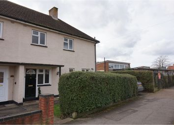 Thumbnail 3 bed semi-detached house for sale in Lanark Road, Ipswich