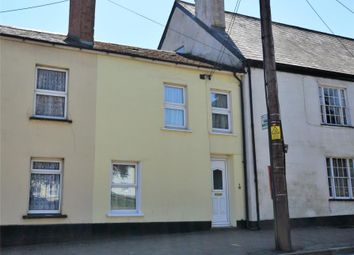 Thumbnail 2 bed terraced house for sale in St Lawrence Green, Crediton, Devon