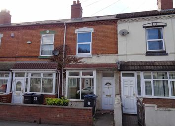 Thumbnail 3 bed terraced house to rent in Deakins Road, Yardley, Birmingham