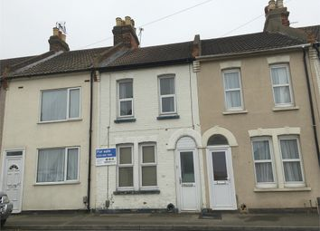 Thumbnail 2 bedroom terraced house for sale in Glencoe Road, Chatham, Kent.