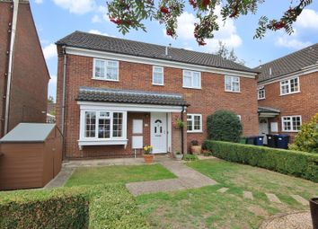 Thumbnail 2 bed end terrace house for sale in Maytrees, St. Ives, Huntingdon