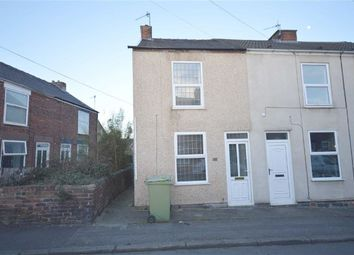 Thumbnail 2 bed end terrace house for sale in Occupation Road, Newbold, Chesterfield, Derbyshire