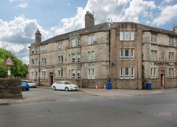 Thumbnail 1 bed flat for sale in Canal Road, Johnstone, Renfrewshire