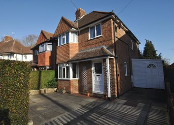 Thumbnail 3 bed semi-detached house for sale in Hillview Crescent, Guildford