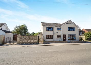 Thumbnail 4 bed detached house for sale in Main Street, Costock, Loughborough