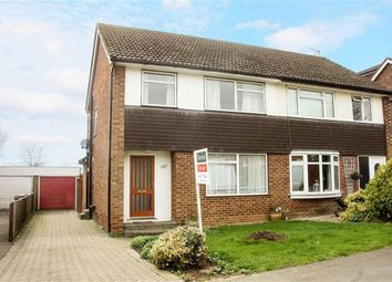 Thumbnail 3 bed semi-detached house for sale in Broomhill, Cookham, Berkshire