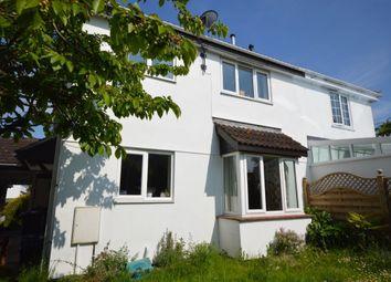 Thumbnail 2 bed semi-detached house to rent in Furze Cap, Kingsteignton, Newton Abbot