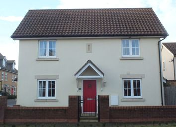 Thumbnail 3 bedroom detached house for sale in Heron Road, Costessey, Norwich