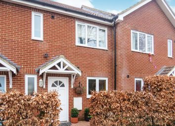 Thumbnail 3 bed terraced house for sale in Chandlers Court, Tidworth