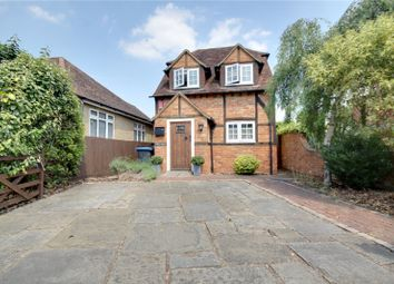 Thumbnail 3 bed detached house for sale in Brox Road, Ottershaw, Surrey