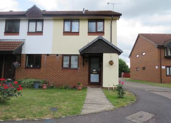 Thumbnail 2 bedroom end terrace house for sale in Broadlake Close, London Colney, St. Albans