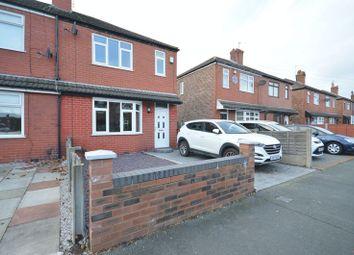 Thumbnail 3 bed semi-detached house for sale in Princess Avenue, Warrington