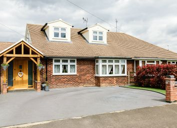 4 bed semi-detached house for sale in Lilian Crescent, Brentwood, Essex CM13