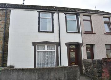Thumbnail 2 bed terraced house to rent in Ynyslwyd Road, Aberdare, Rhondda Cynon Taff