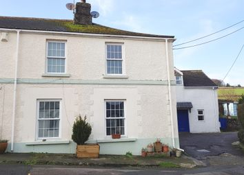 Thumbnail 4 bed end terrace house for sale in The Square, Ermington, Ivybridge
