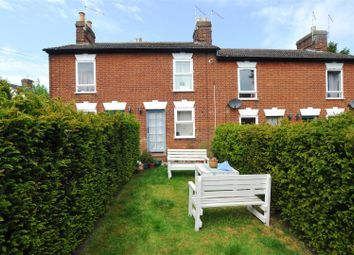 Thumbnail 1 bed terraced house to rent in Crispin Terrace, Oughton Head Way, Hitchin